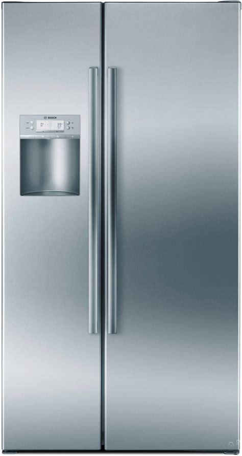 Refrigerator Side Shelf by Bosch B22cs50sns 21 7 Cu Ft Counter Depth Side By Side