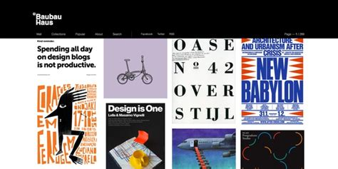 best designed blog the 15 best design blogs of 2013 design lists paste