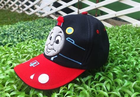 Topi Pet Anak Stripe topi anak karakter