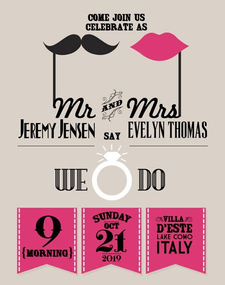 Wedding Banner Templates For Car by 66 Mejores Im 225 Genes De Wedding Invitation Templates
