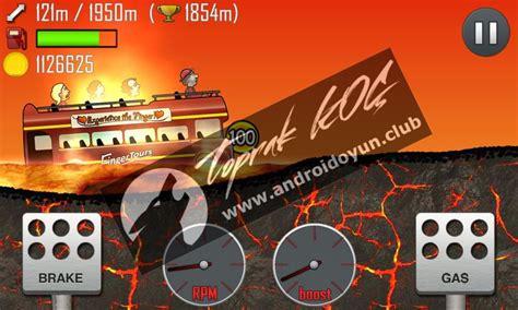 hill climb racing 2 v1 5 1 mod apk unlimited coin gems ad hill climb racing v1 21 2 mod apk para yakit hileli