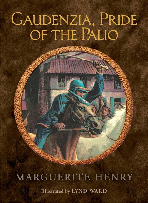 gaudenzia house gaudenzia pride of the palio book by marguerite henry lynd ward official