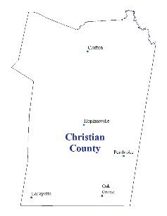 Christian County Ky Court Records About Christian County