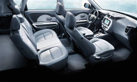 Kia Soul Leather Interior by 2017 Kia Soul Release Date Interior Colors Price Redesign