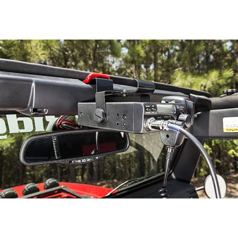 jeep cb radio 13551 07 cb radio mount windshield 03 06 jeep wranglers