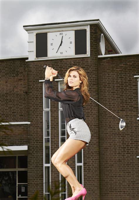 Zoe I Never Set Out To Be In The Eye by Zoe Hardman Swingin Siren Golfpunkhq