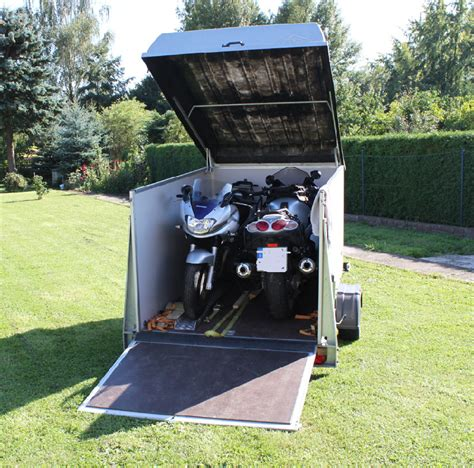Motorrad Mit Wohnwagen Transportieren by Motorrad Mitnehmen Wohnmobil Forum Seite 1