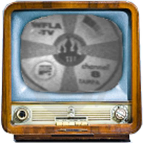 test pattern history florida television history state s first tv stations