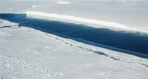 Antarctic Shelf by Antarctic Shelves Rapidly Melting Science News