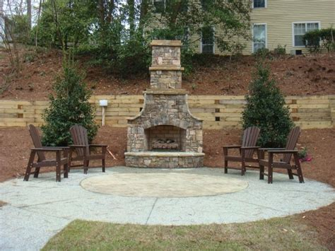 welcome to wayray the ultimate outdoor experience photo outdoor fireplace with grill photos