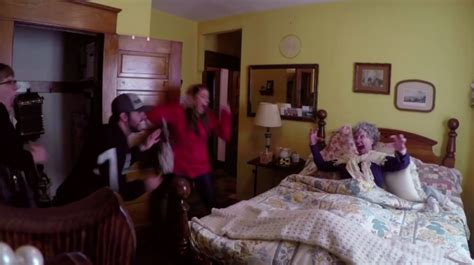haunted house real estate trulia terrifies home buyers with a haunted open house for halloween adweek