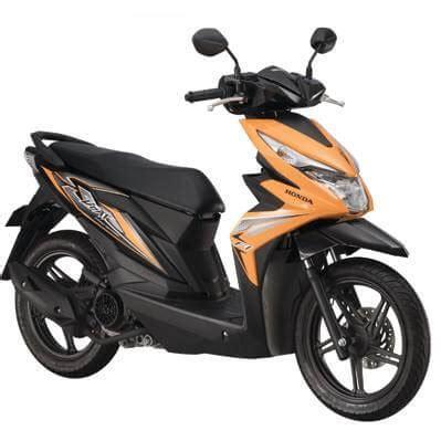 Monoshock Motor Beat motortrade honda motorcycles beat 110 fi standard