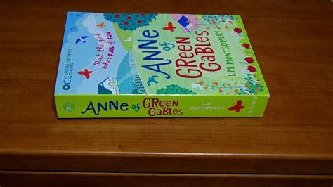 libro oxford childrens classics anne anne of green gables oxford children s classics youtube