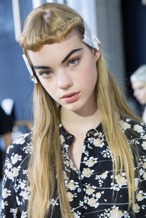 How to pull off short bangs   everything you need to know