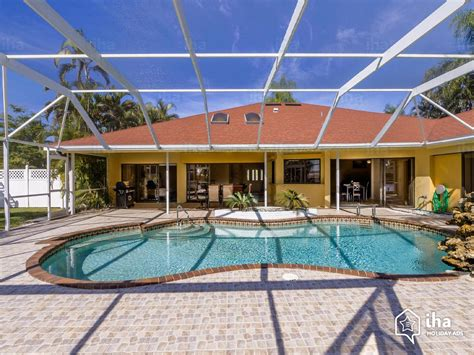 houses for rent with pool house for rent in cape coral south iha 28350