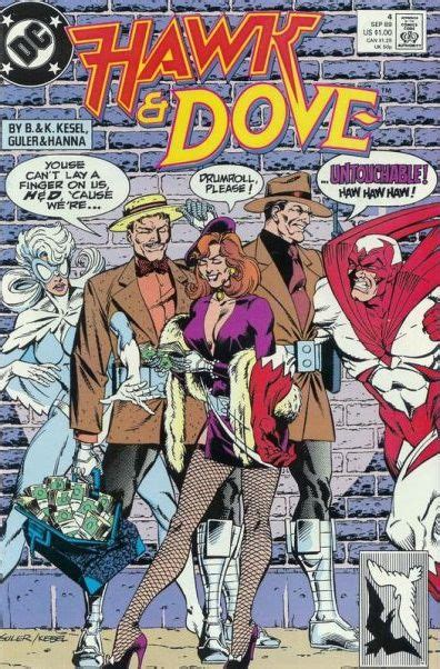 hawk and dove vol 3 hawk dove vol 3 4 gangsters never die they just fade away on collectorz