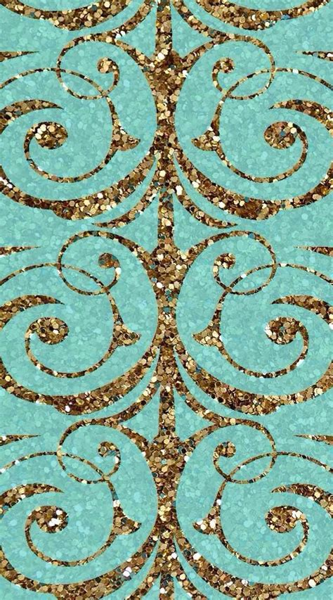 girly gold wallpaper glitter iphone sparkly girly turquoise sparkle backgrounds