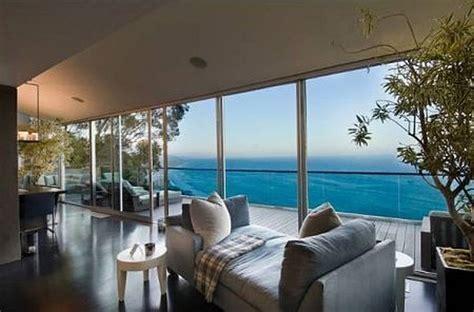 ultramodern malibu villa with outdoor pool spells luxury