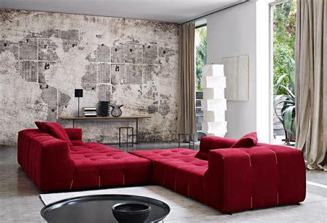 red sofa living room sofa ideas