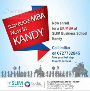 Requirements To Enroll For A Mba slim bucks mba now in kandy education synergyy