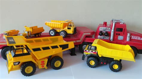 trucks toys top 5 caterpillar dump truck toys