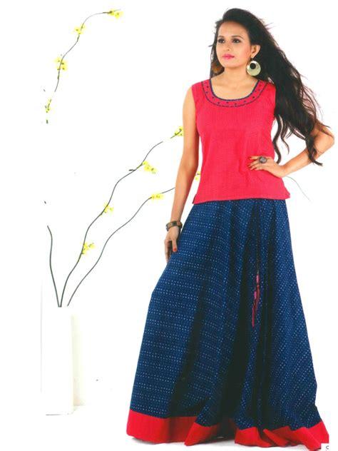Blue Badges Set Topskirt Size L std0060115 skirt and top