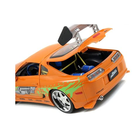 Fast And Furious Supra Kit by 1 18 Scale Fast Furious Brian S Toyota Supra