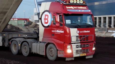 van de beeten duo volvo trucks youtube