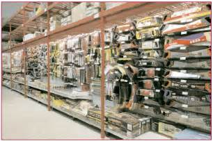 grocery store shelving rack display system
