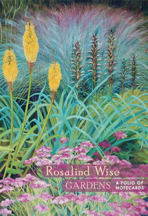 Folio Garden by Gardens Notecard Folio