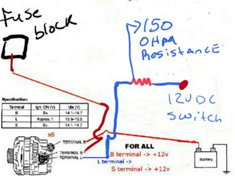 rx8 alternator wiring diagram 28 images 2006 mazda rx8