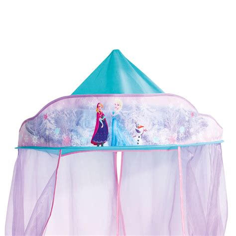 Frozen Toddler Bed With Canopy Frozen Bed Canopy Uk Bangdodo