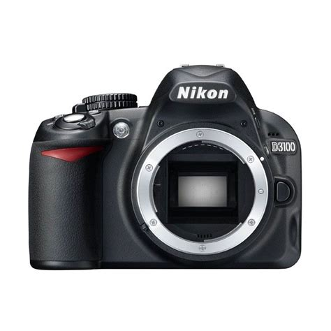 Kamera Dslr Nikon D3100 Di Batam jual nikon d3100 kamera dslr harga