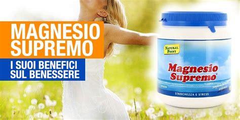 magnesio supremo benefici magnesio supremo tutti i benefici sull attivit 192 sportiva