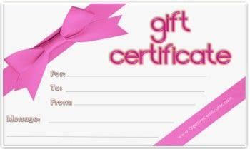 printable generic gift cards free gift certificate template customize online and