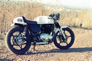 Suzuki Racer 450 Suzuki Gs 500 Cafe Racer Car Interior Design