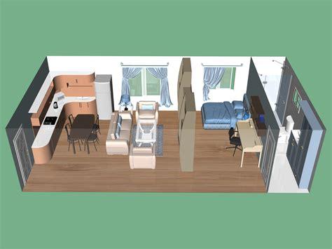 Architectures 1000 Ideas About Studio Apartment Layout