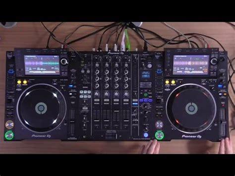 pioneer dj cdj 2000 nexus mark 2 usb dj player deck