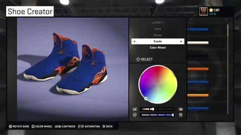 shoe creator nba 2k15 shoe creator air 8 quot doernbecher quot