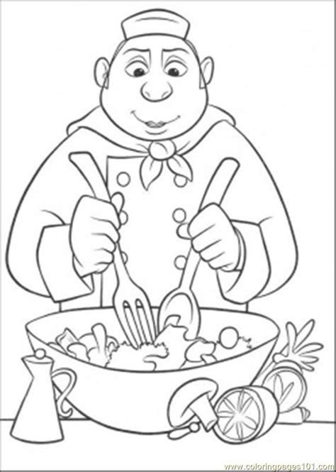 salad bowl coloring page salad bowl coloring coloring pages