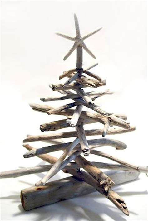 how to make a driftwood christmas tree paperblog