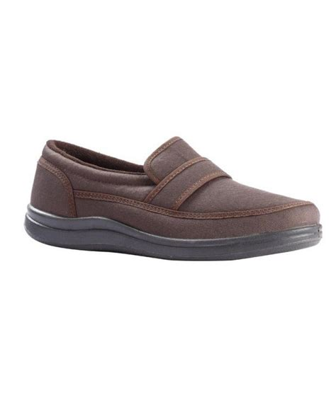liberty gliders brown canvas shoes price in india buy