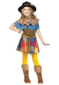 Scarecrow Costume Scarecrow Costume For Women Girls Scarecrow Costume