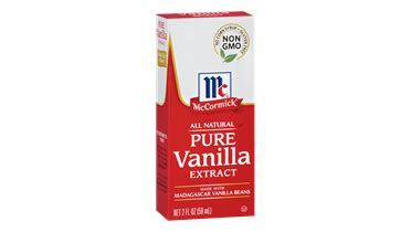 vanilla  vanillin whats  difference