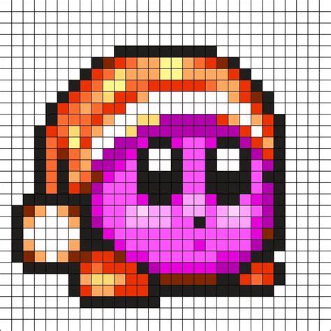kirby pattern lab 23 best pixels arte images on pinterest beading patterns