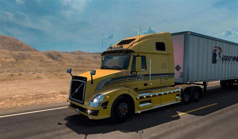 groupe robert robert transport canada pack american truck simulator mod ats mod