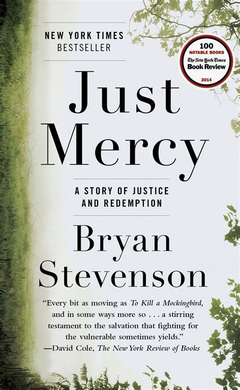 mercy and books wsu common reading book for 2015 16 is just mercy by bryan