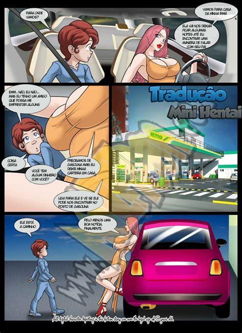 Limonada 3 – Incesto Milftoon – Quadrinhos