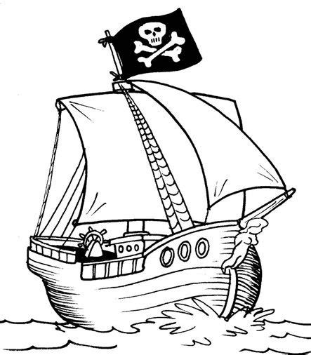 pirate art activities for preschoolers pirate ship