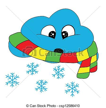 Snow weather. Snow icon for weather forecast vector clip ... Free Clip Art Weather Pictures